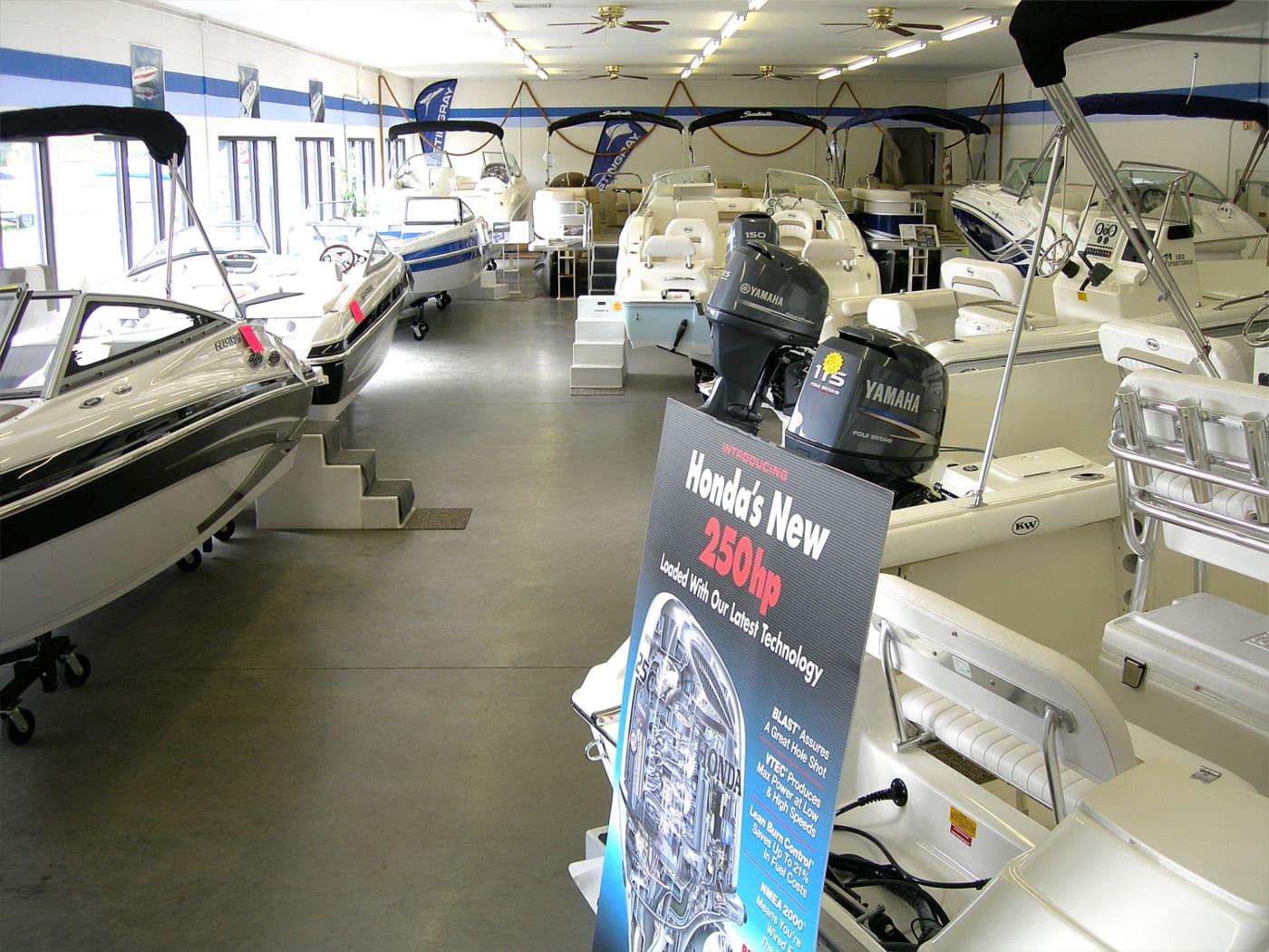Dealership Information   Newburg Marine Maryland